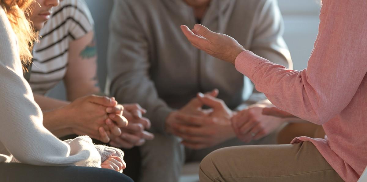 טיפול במשפחה של אדם אובדני